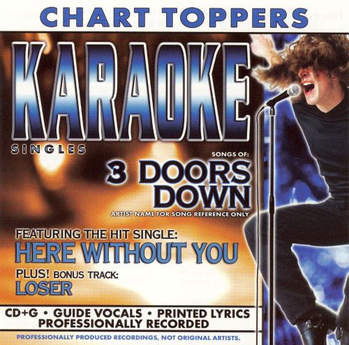 3 Doors Down: Here Without You/Loser