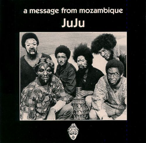 Message from Mozambique