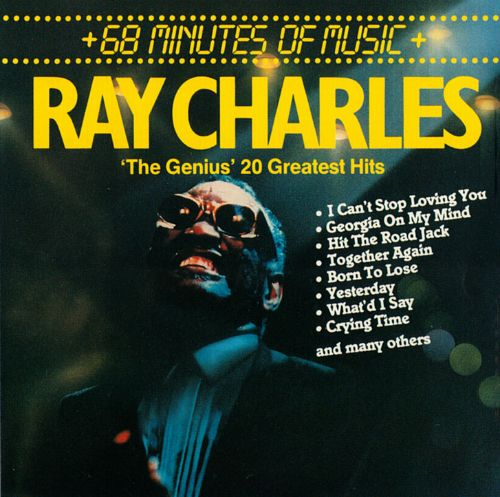 The Genius 20 Greatest Hits - Ray Charles | Songs, Reviews