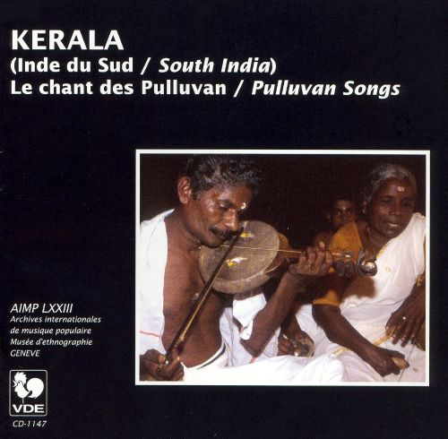Pulluvan Songs from South India