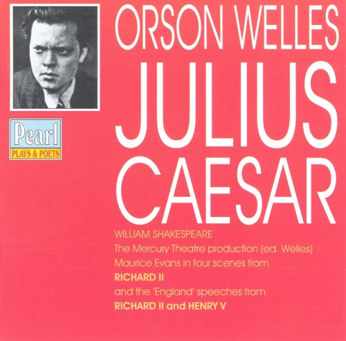 an analysis of bryn boices production of william shakespeares julius caesar