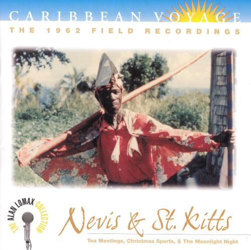 Caribbean Voyage: Nevis and St. Kitts Tea Meetings