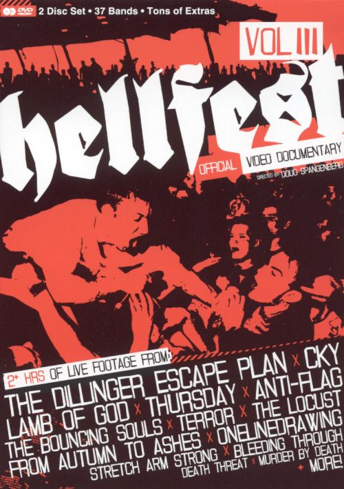 Hellfest, Vol. 3: Official Video Documentary Filmed Live At Hellfest 2003 In Syracuse