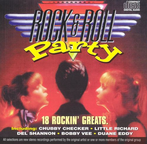 Rock and Roll Party [K-Tel]