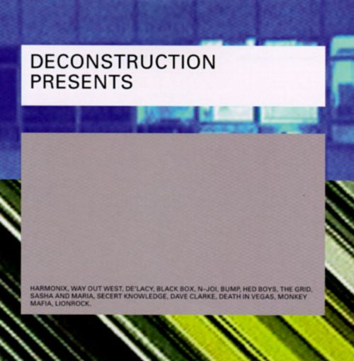 Deconstruction Presents - Various Artists  Songs, Reviews -6344