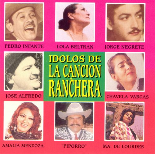 Idolos de Cancion Ranchera