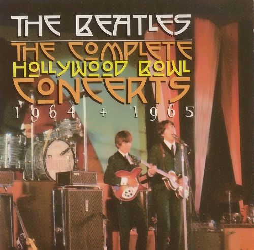 The Complete Hollywood Bowl Concerts 1964-65