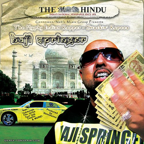 The Hyphy Indian Rapper...Stackin' Rupees