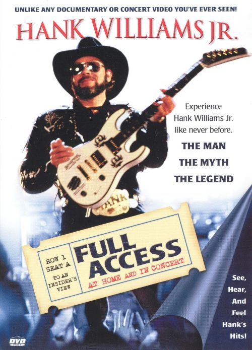 Full Access: At Home and in Concert [DVD]