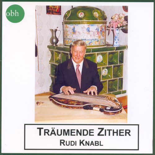 Traumende Zither