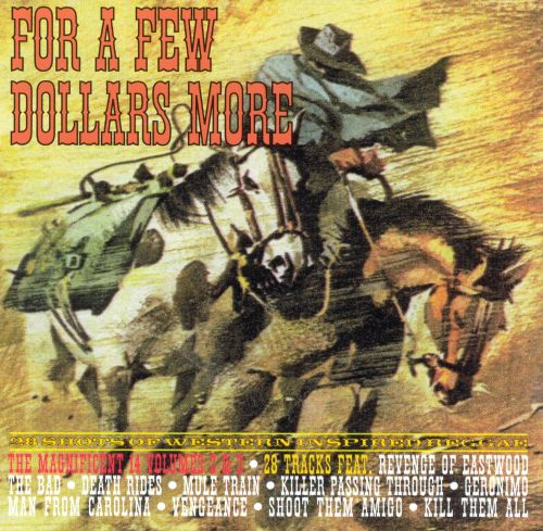 For a Few Dollars More: 28 Shots of Western Inspired Reggae