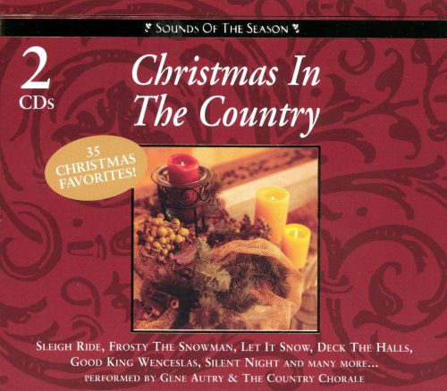 Christmas in the Country [Madacy 2002]
