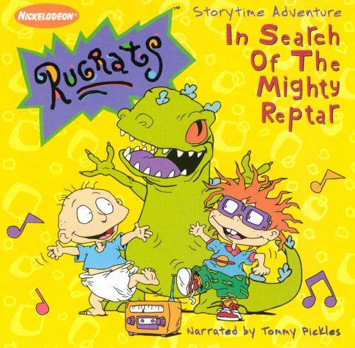 In Search of the Mighty Reptar