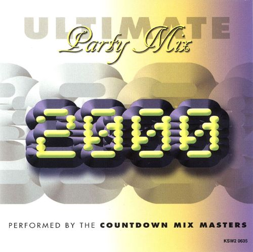 Ultimate Party Mix 2000, Vol. 3