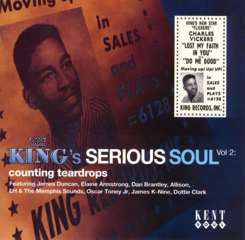 King's Serious Soul, Vol. 2: Counting Teardrops