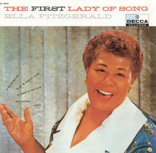 The First Lady of Song [Decca]
