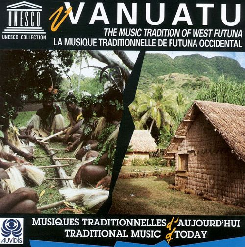 Traditional Music of West Futuna