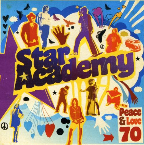 Star Academy 7: Tribute 70's
