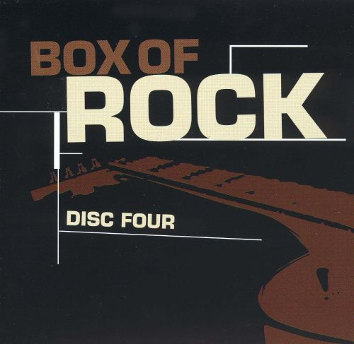 Box of Rock [Disc 4]
