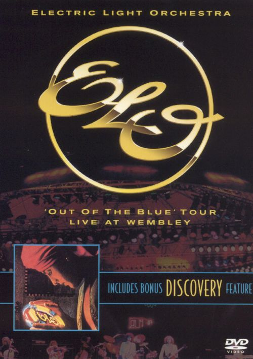 Out of the Blue Tour: Live at Wembley/Discovery
