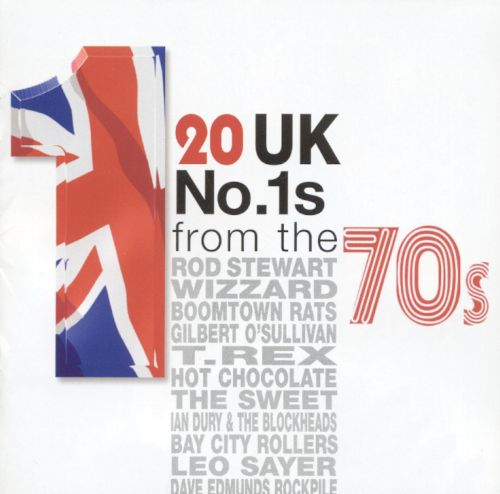 20 UK No. 1's from the 70s