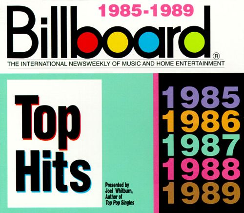 1985 ROCK Top 100 Songs Of The Year at Tunecaster