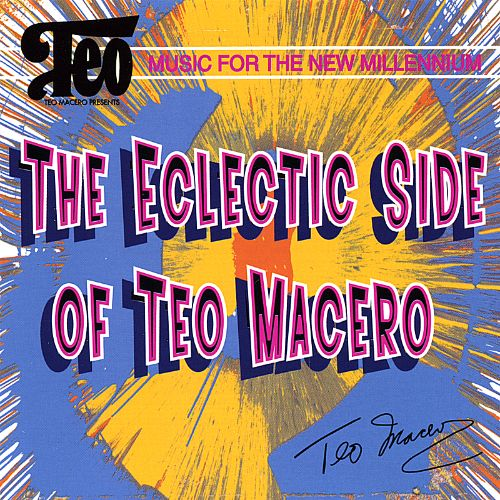 The Eclectic Side of Teo Macero