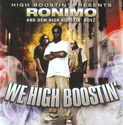 We High Boostin'
