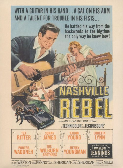 Nashville Rebel [Video]