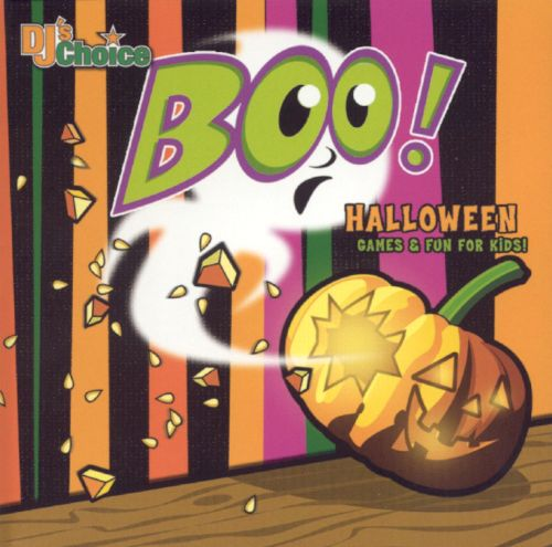 DJ's Choice: Boo Halloween Games & Fun