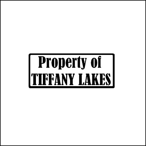 Da Property of Tiffany Lakes