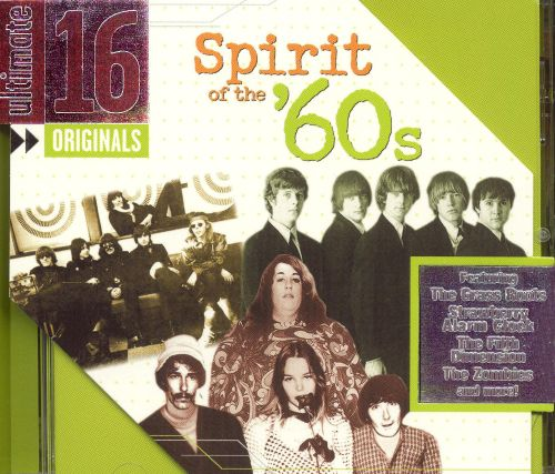 Ultimate 16: Spirit of the '60s
