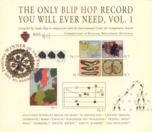 The Only Blip Hop Record You Will Ever Need, Vol. 1