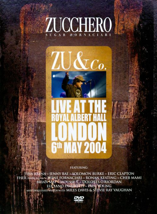 Zu & Co: Live at the Royal Albert Hall
