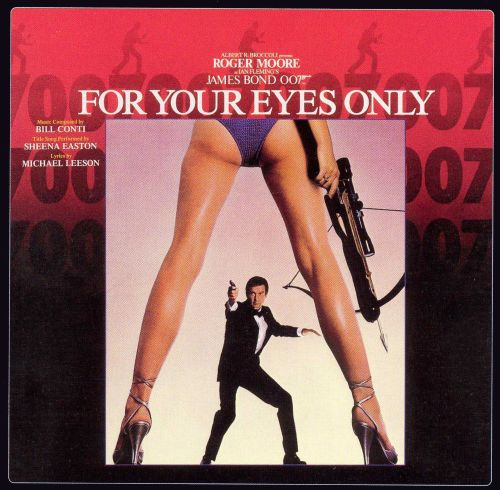 For Your Eyes Only [Original Motion Picture Soundtrack]