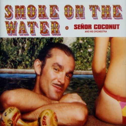 Smoke on the Water [CD Single]