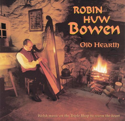 Old Hearth: Welsh Music on Triple Harp to Fire the Soul