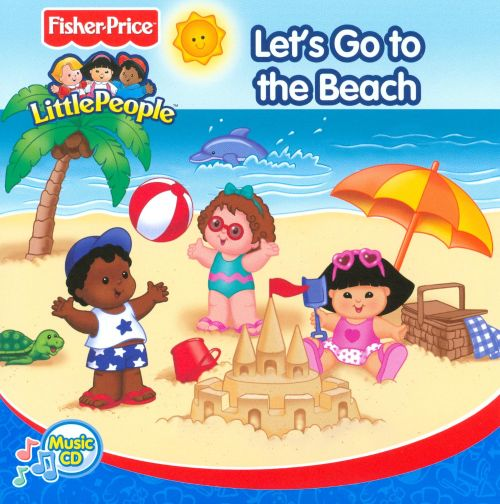 little people let 39 s go to the beach fisher price songs reviews credits allmusic. Black Bedroom Furniture Sets. Home Design Ideas