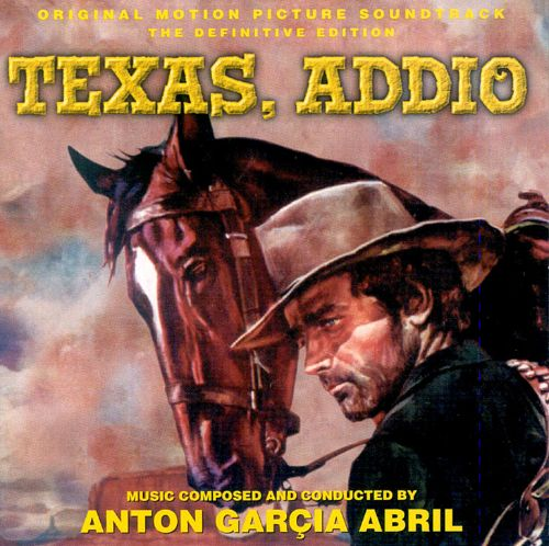 Texas, Addio [Original Motion Picture Soundtrack]