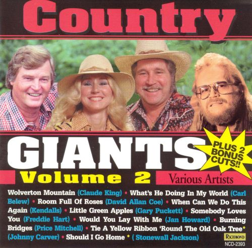 Country Giants, Vol. 2 [Richmond]