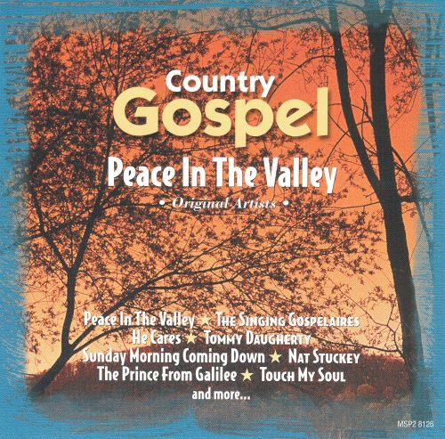 Peace in the Valley [Madacy]