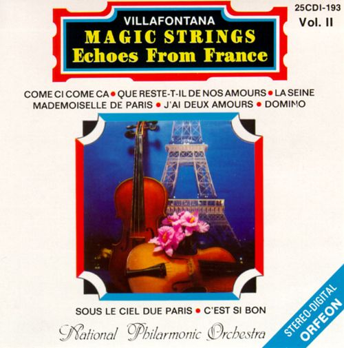 Echoes from France, Vol. 2