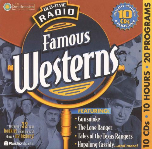 Old Time Radio: Famous Westerns