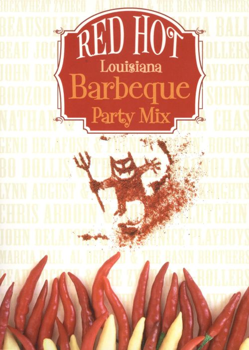 Red Hot: Louisiana Barbeque Party Mix
