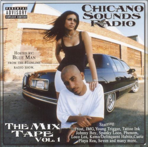 Chicano Sounds Radio: The Mix Tape, Vol. 1