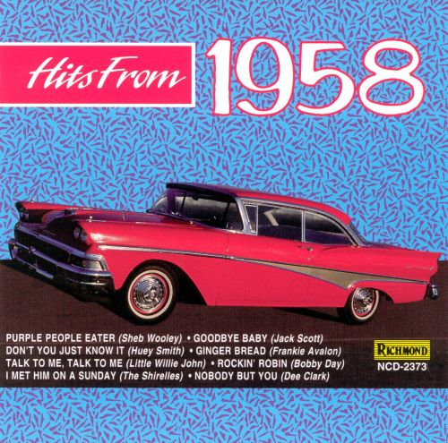Hits from 1958