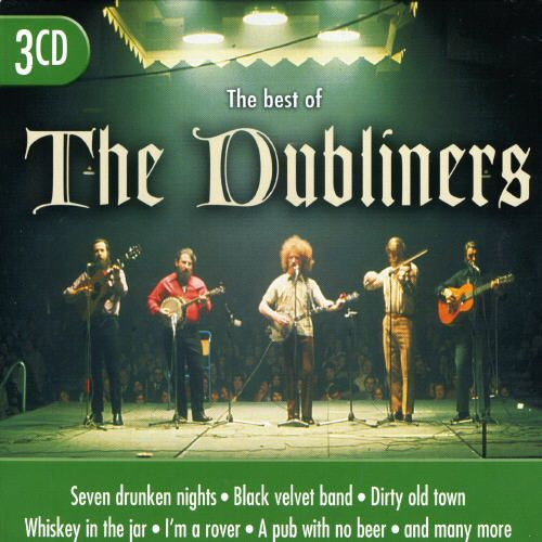 The Best of the Dubliners [Disky 3CD]