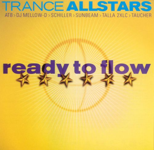 Ready to Flow [CD/12