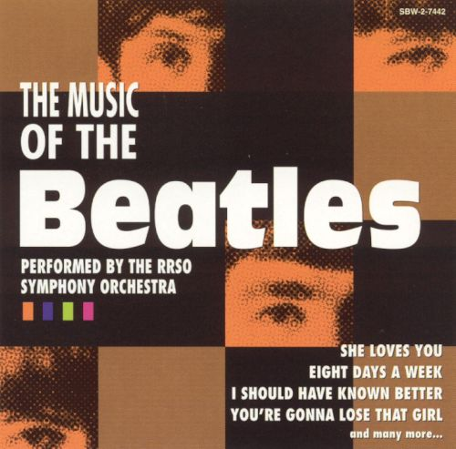 The Music of the Beatles, Vol. 2