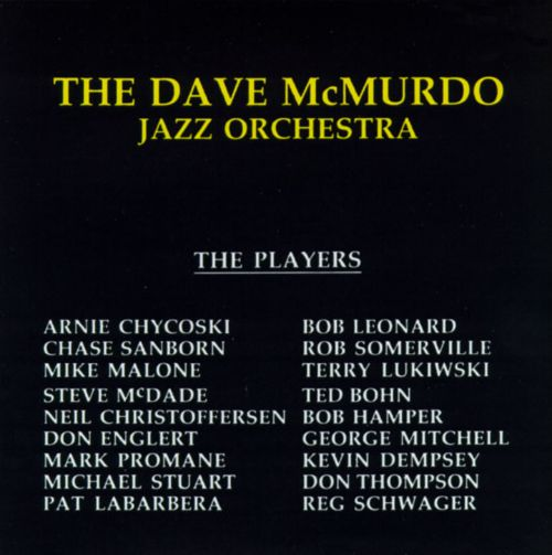 The Dave McMurdo Jazz Orchestra